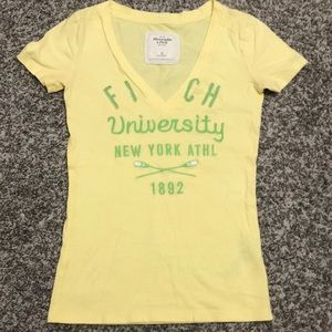 Abercrombie & Fitch v-neck top